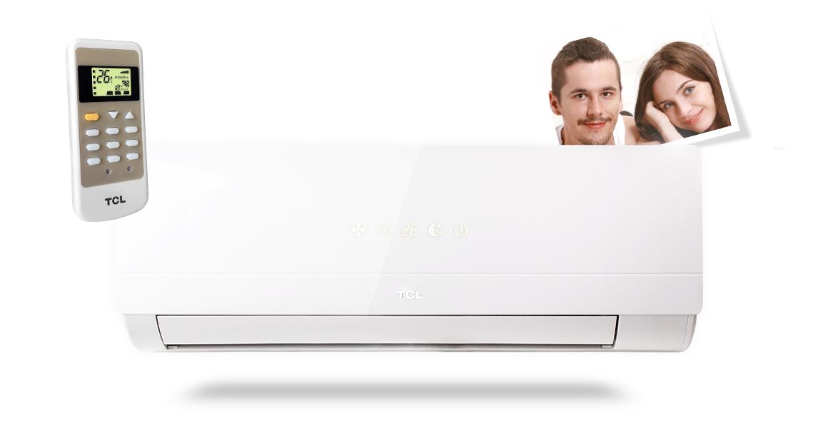 split klima anlage klimaanlage klimager t inverter tcl 9000 btu 2 6 kw heizung ebay. Black Bedroom Furniture Sets. Home Design Ideas