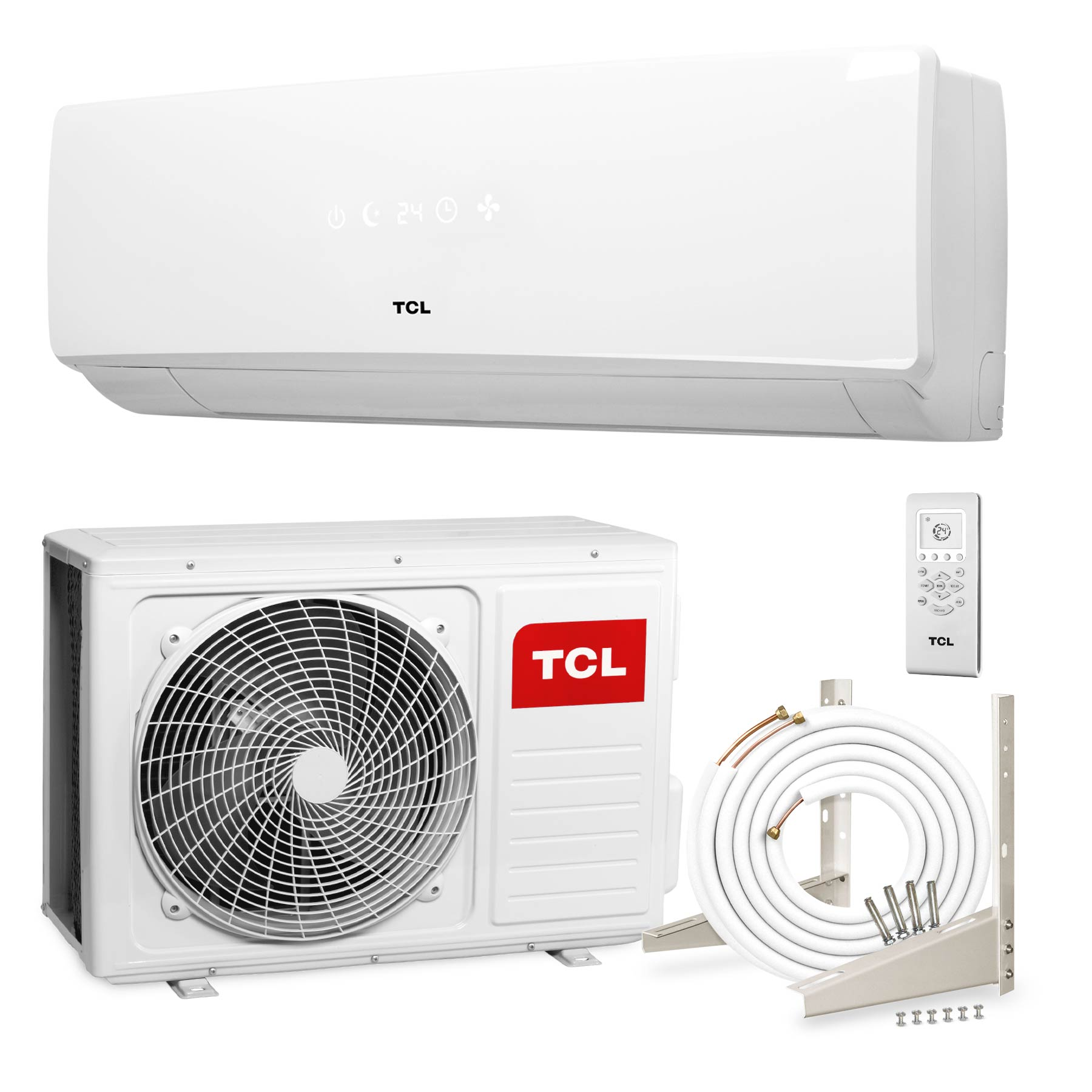 tcl inverter split klimaanlage 18000 btu 5 1kw klima klimager t baden w rttemberg. Black Bedroom Furniture Sets. Home Design Ideas